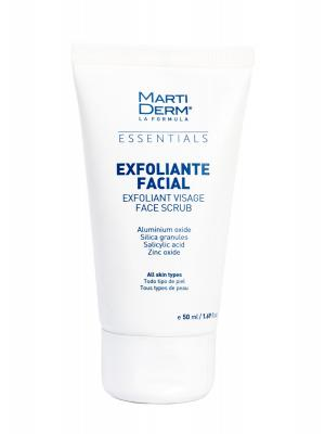 Martiderm® essentials crema exfoliante facial 50 ml