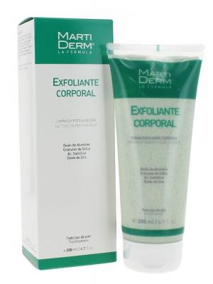 Martiderm ® crema exfoliante corporal 200ml