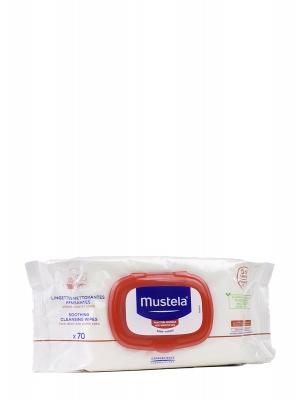 Mustela toallitas limpiadoras confort 70 unidades