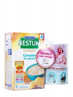 Nestle papillas sin gluten 500 gr