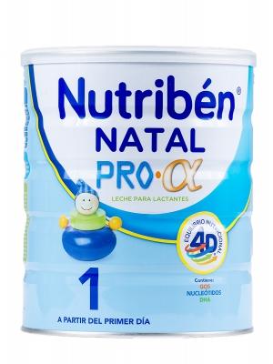 Nutriben natal leche de inicio 800 gr