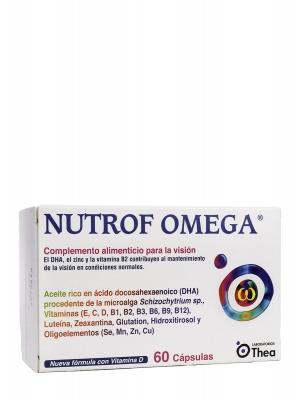 Nutrof omega caps 60 capsulas