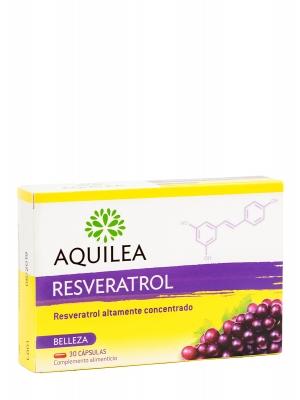 Aquilea resveratrol 30 cápsulas