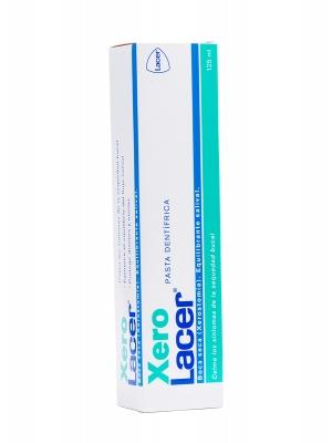 Pasta dentífrica xerolacer 125ml de lacer.