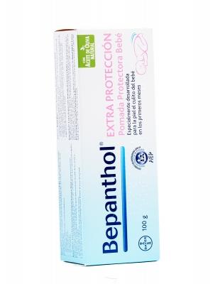 Bepanthol pomada protectora bebé extra protección 100g