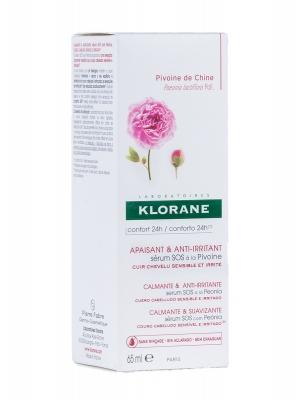 Serum sos a la peonia klorane 65ml