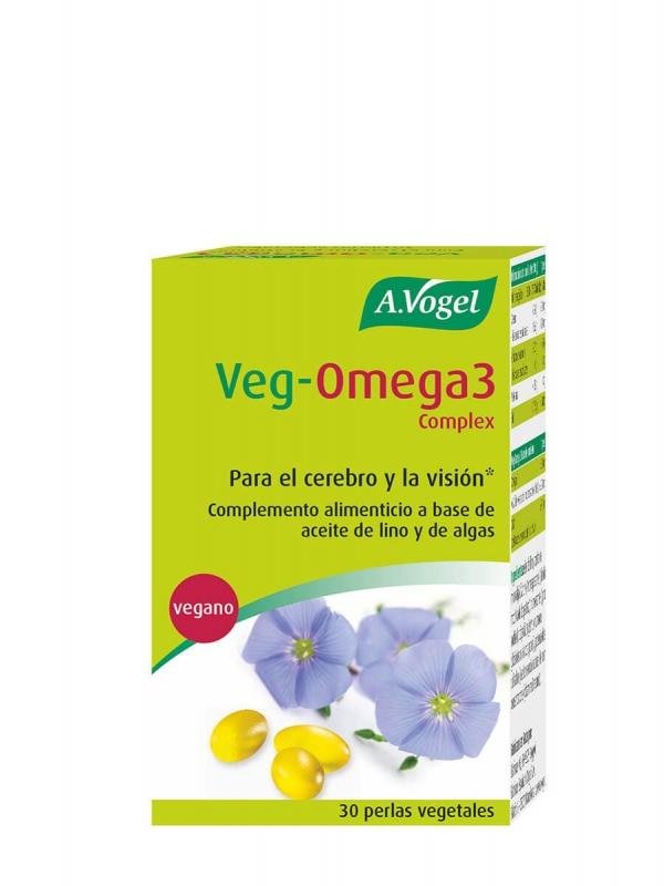 A. vogel veg-omega 3 complex 30 perlas