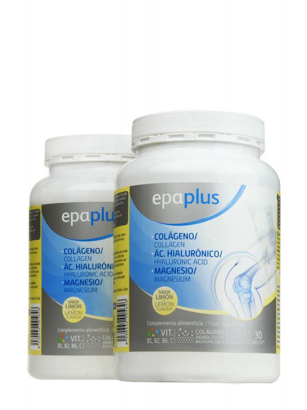 Epaplus con magnesio pack 2 unidades sabor limón