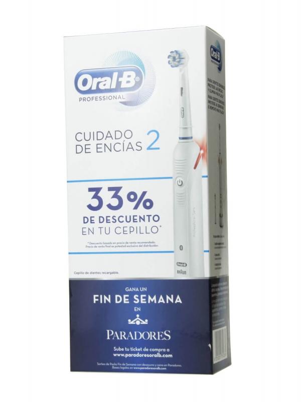 Oral b professional 2 cepillo eléctrico