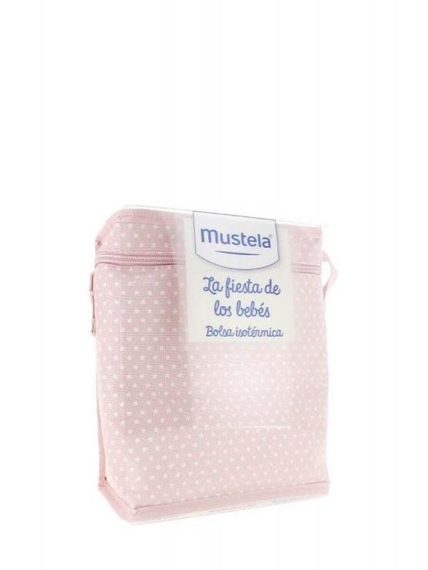 Mustela pack bolsa isotérmica rosa