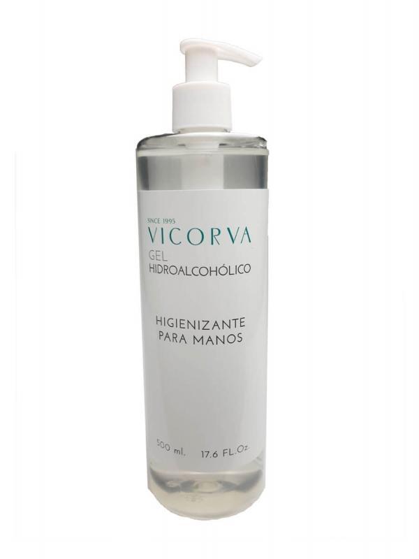 Vicorva gel hidroalcoholico 500ml