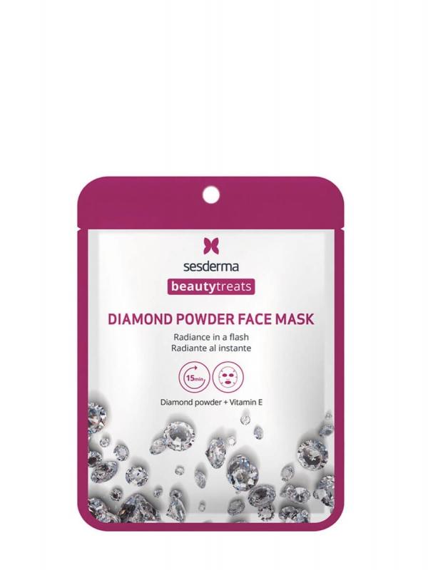 Sesderma  diamond powder mask 1 sobre 25ml