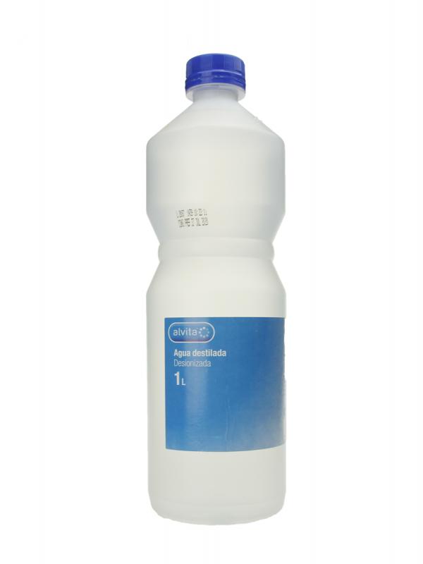 Alvita agua destilada 1 l