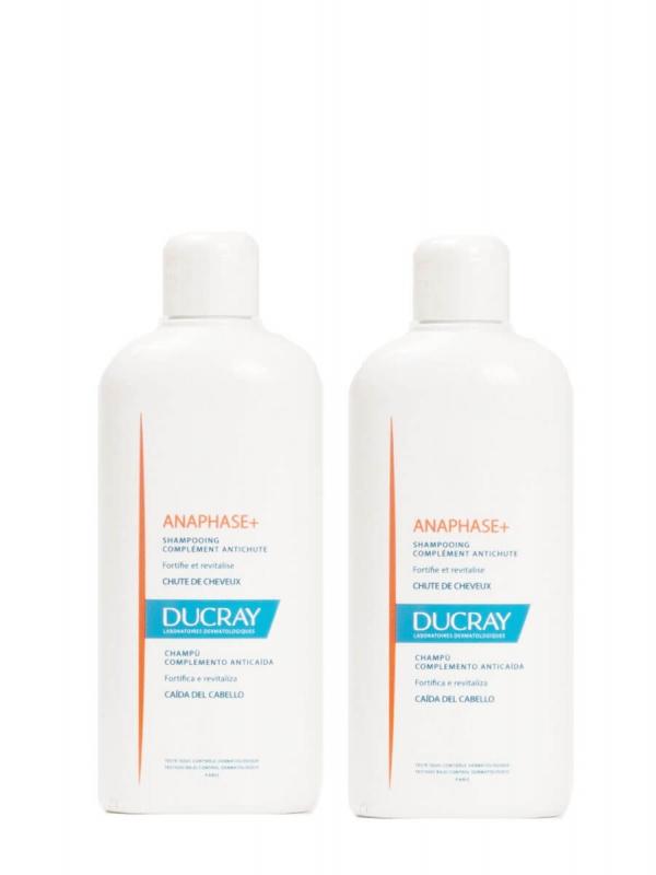 Ducray anaphase+ duplo champu anticaida 2x400ml