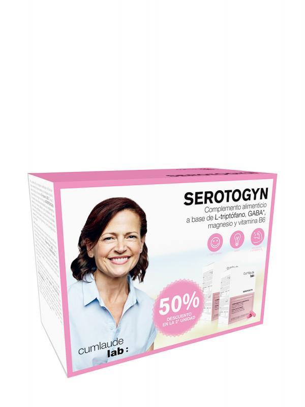 Cumlaude duplo serotogyn 2x60 cápsulas