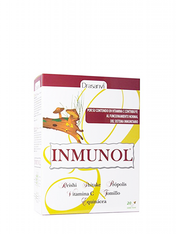 Drasanvi inmunol 20 viales