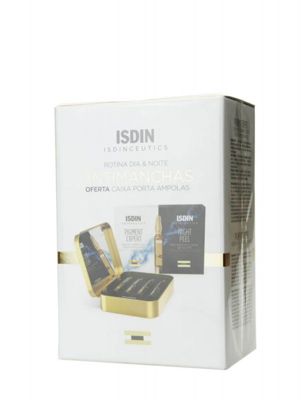 Isdin isdinceutics pack antimanchas caja dorada