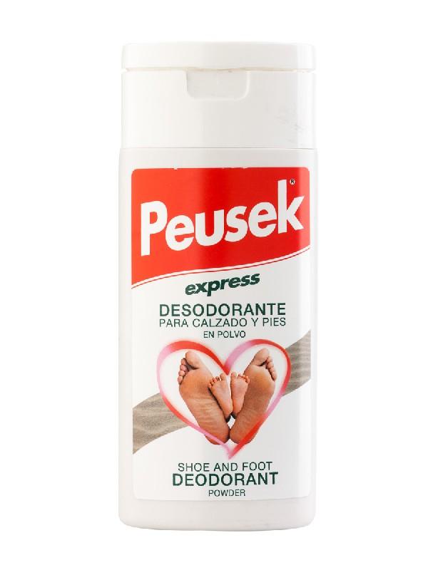 Peusek desodorante en polvo