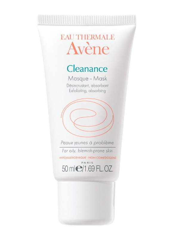 Avène cleanance mascarilla exfoliante, 50 ml