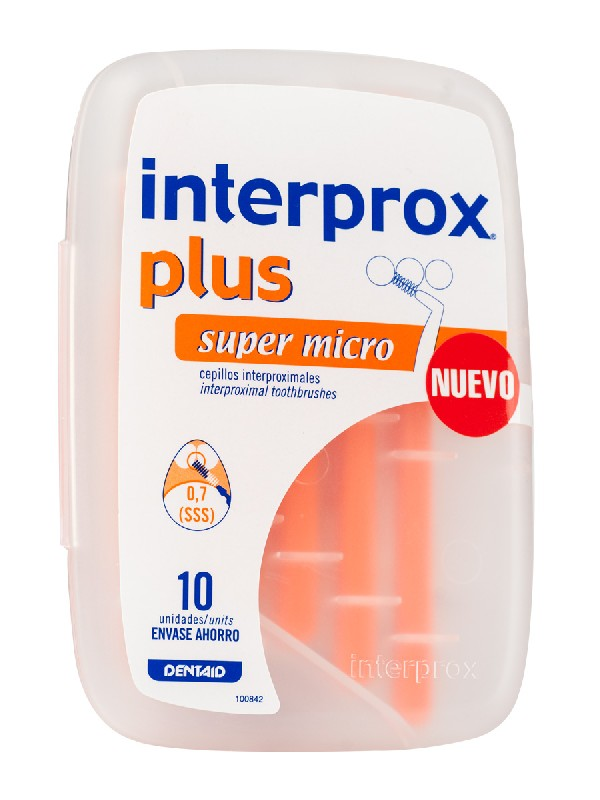 Interprox plus super micro 10 unidades