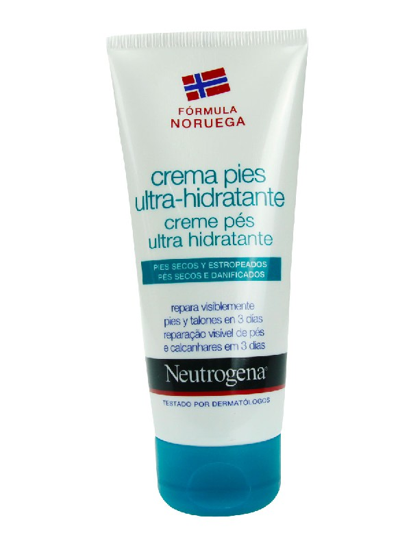 Neutrogena formula noruega pies 100 ml