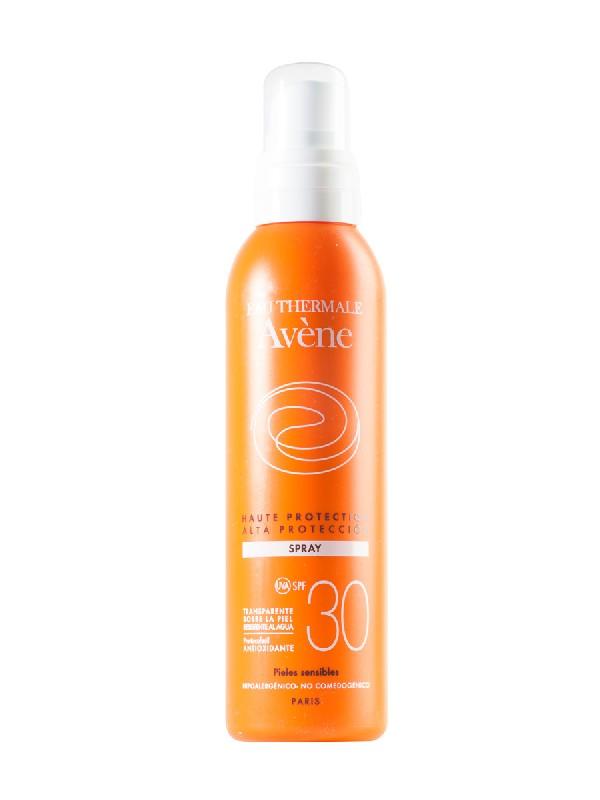 Avène spray fotoprotector spf 30 200 ml