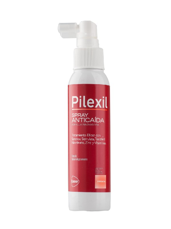 Pilexil spray anticaida