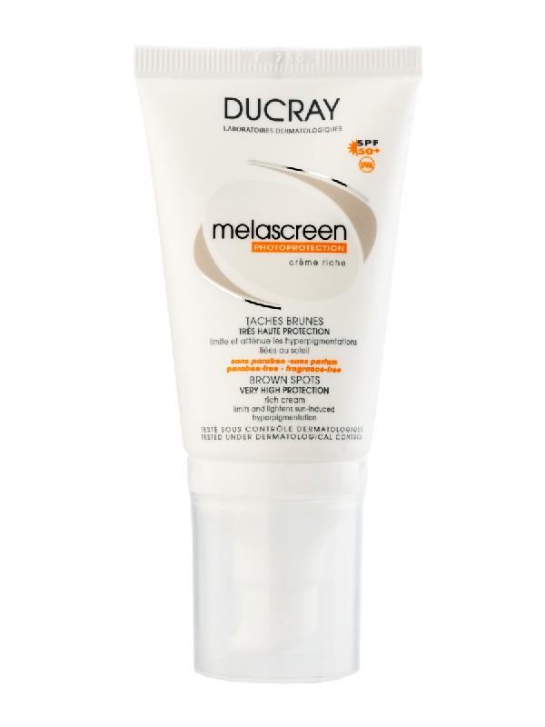 Ducray melascreen crema spf 50+ 40 ml