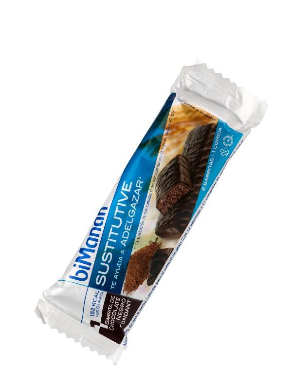 Bimanán barrita chocolate fondant, 1 unidad