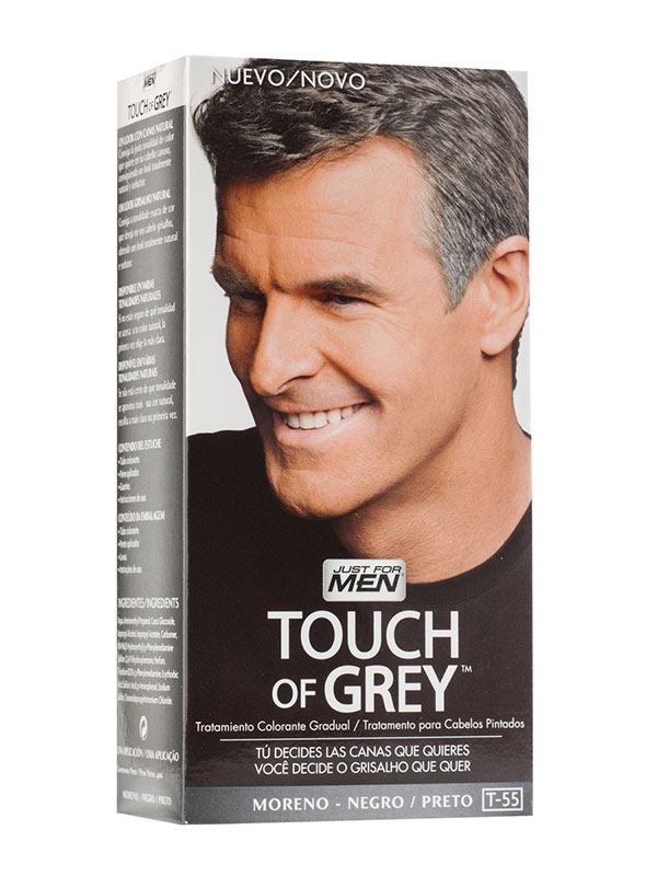 Just for men touch grey moreno