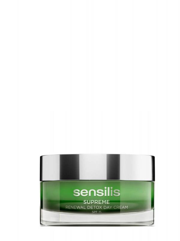 Sensilis supreme renewal detox day cream 50 ml