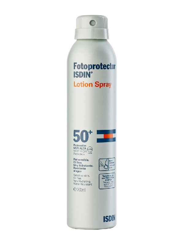 Isdin fotoprotector extrem 50+ lotion spray 200ml
