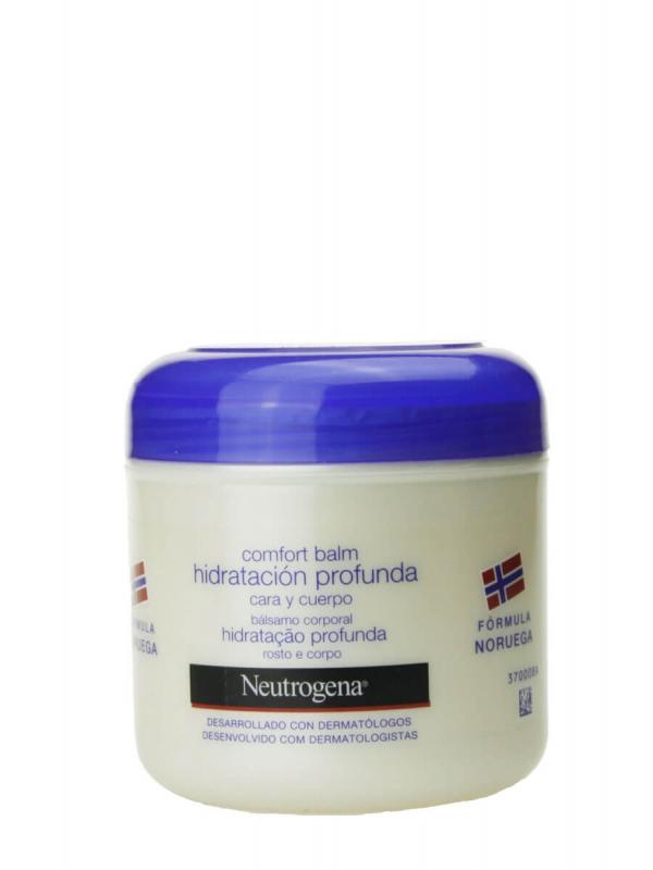 Neutrogena hidratación profunda bálsamo corporal 300ml