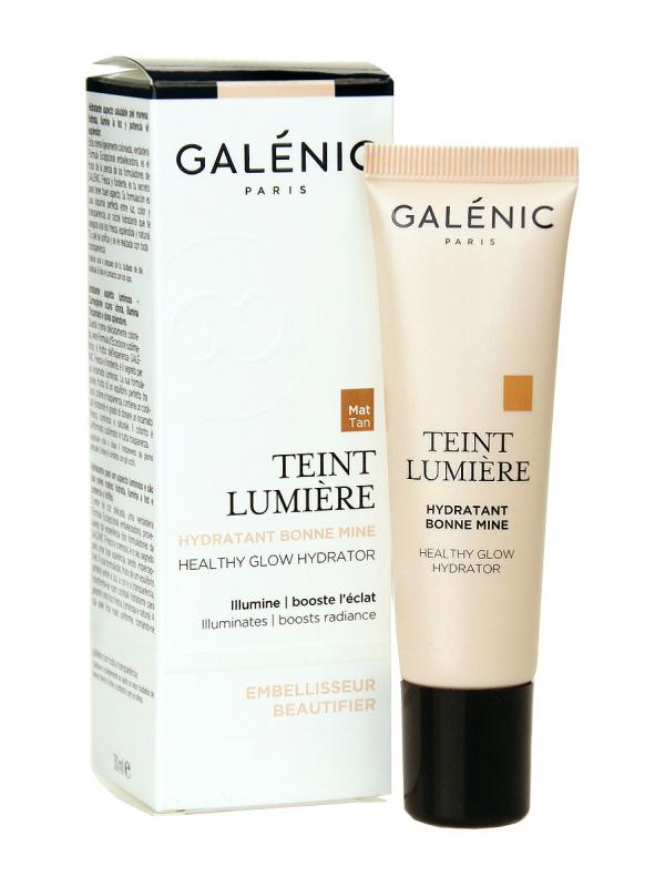 Galenic aquasublime crema color piel mate