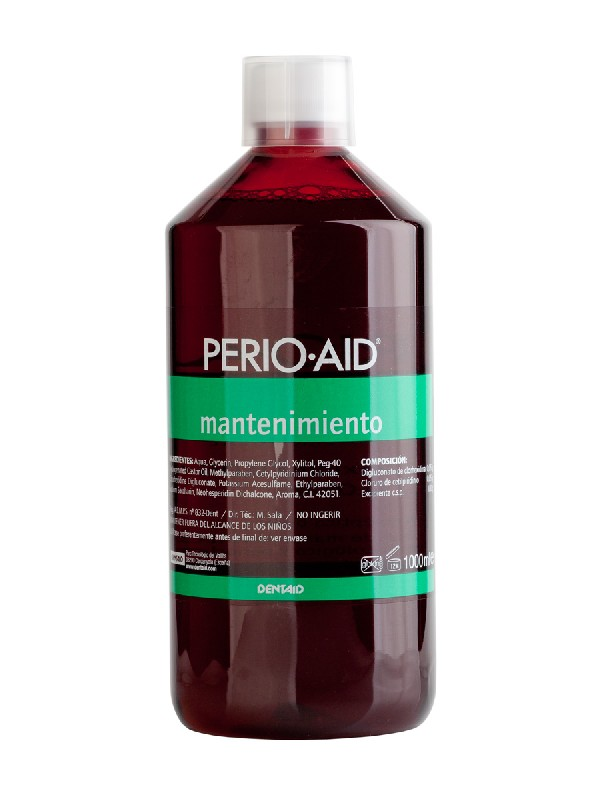 Perio aid mantenimiento 1000ml