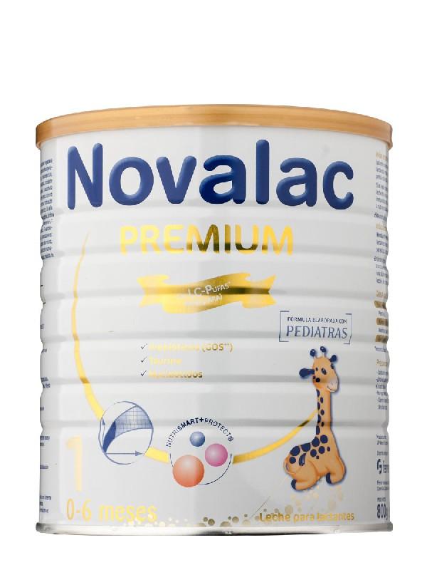 Novalac premium 1 leche de inicio 800 gr