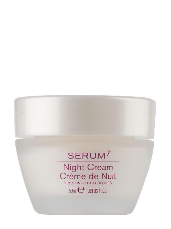 Serum 7 crema noche