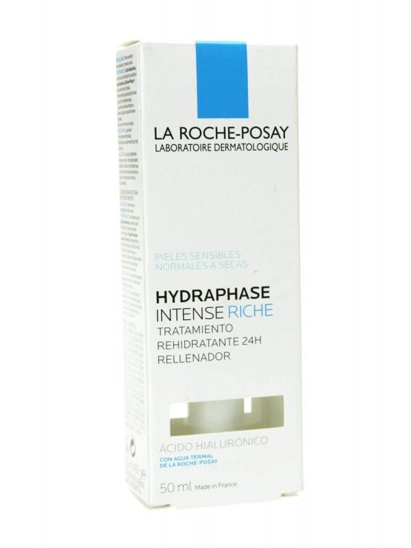 La roche-posay hydraphase intense riche 50 ml