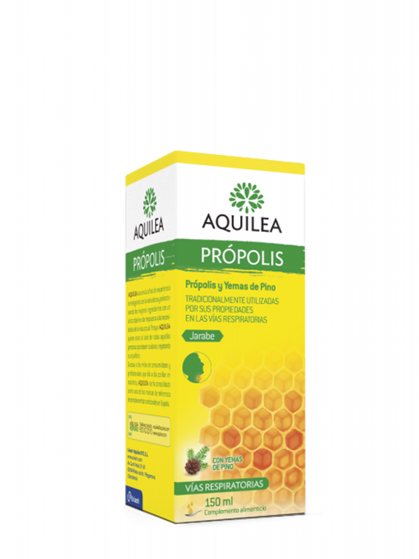 Aquilea jarabe própolis 150  ml