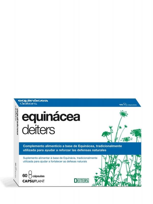 Deiters equinacea 60 cápsulas