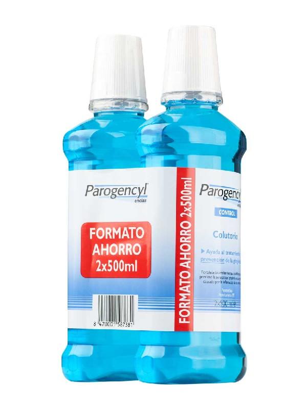 Formato ahorro parogencyl colutorio 500 ml 2 unidades