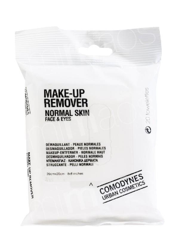 Comodynes toallitas desmaquillantes piel normal