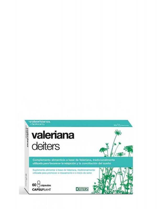 Deiters valeriana 60 comprimidos