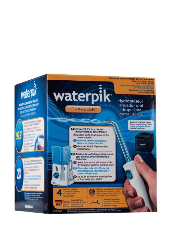 Waterpik traveler wp-300 irrigador bucal de viaje