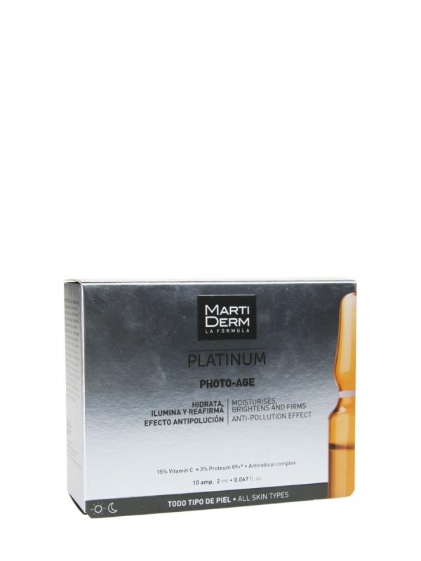 Martiderm® photo age 2ml 10 ampollas antiedad