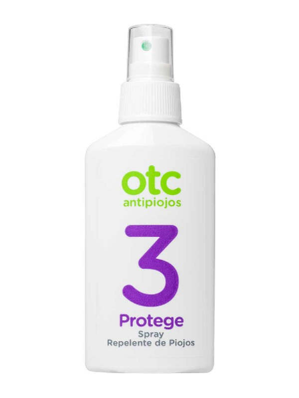 Otc spray repelente piojos 125 ml