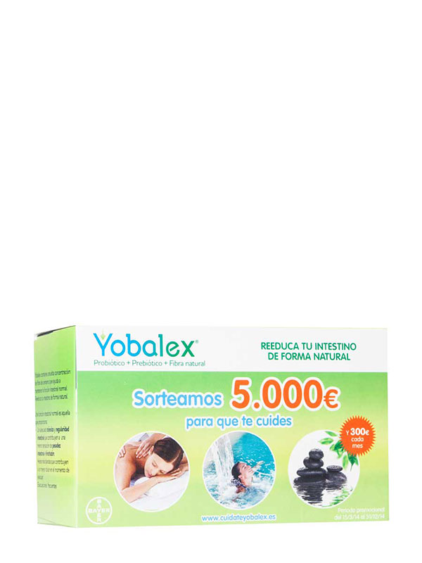 Bayer yobalex 14 und probioticos