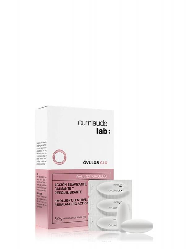 Cumlaude lab clx ovulos 10 unidades