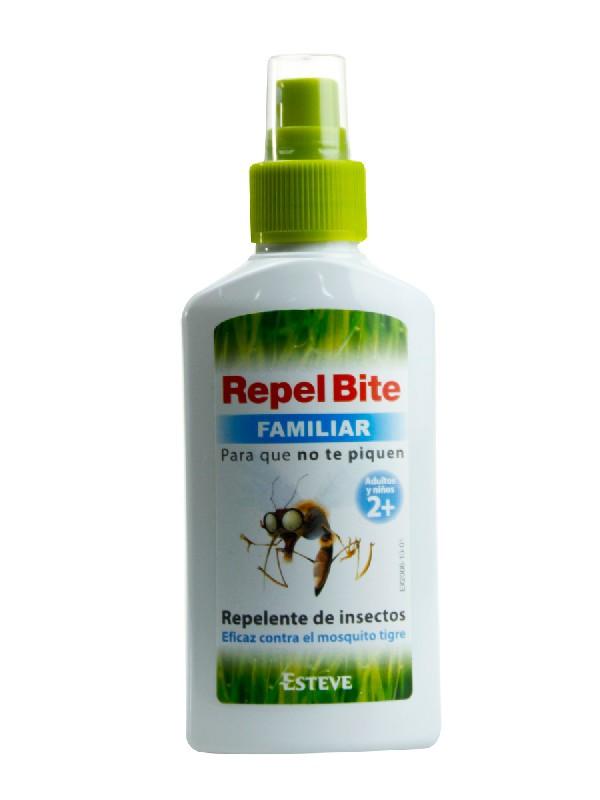 Repelente de insectos familiar  100 ml repel bite