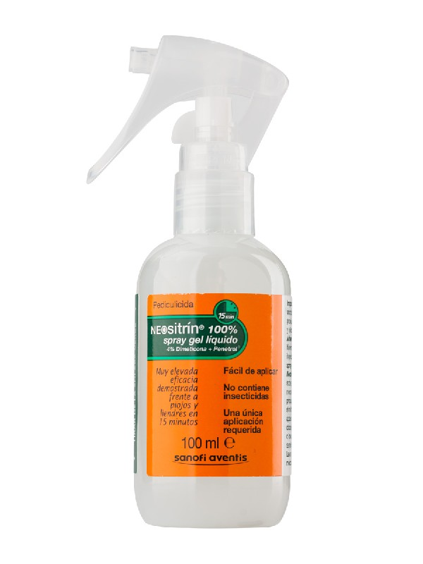 Neositrin spray gel liquido 100ml